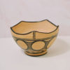 moroccan pottery clay bowl